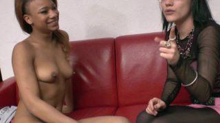 Casting porno d'une femme qui est la reine de la Sodo